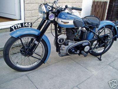 PampM Classic Motorcycles Classic Motorbikes