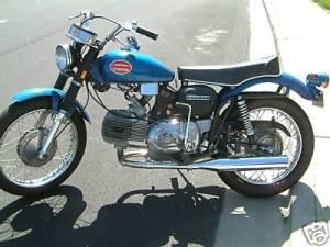 Harley Davidson SS350 Gallery  Classic Motorbikes