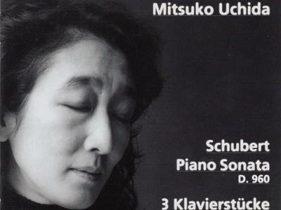 シューベルトの3つのピアノ小品
