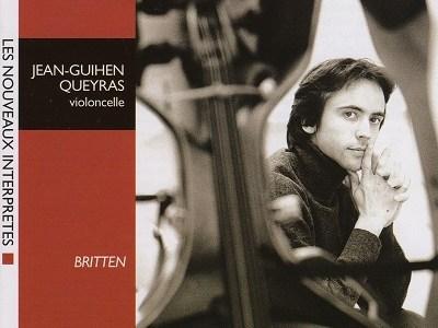 ジャン=ギアン・ケラスのブリテン無伴奏チェロ組曲集(1998.3録音)を聴いて思ふ