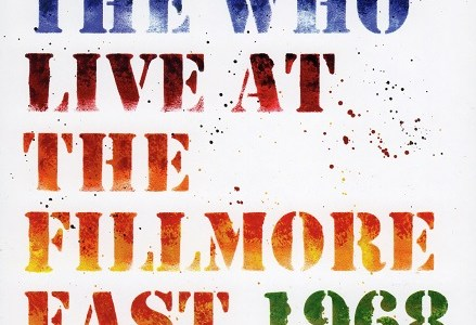 """The Who Live At The Fillmore East 1968"" (1968.4.6Live)を聴いて思ふ"