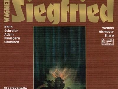 ヤノフスキ指揮SKDのワーグナー「ジークフリート」(1982.2録音)を聴いて思ふ