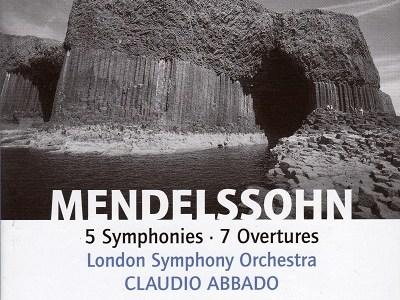 アバド指揮ロンドン響のメンデルスゾーン「宗教改革」(1984.2録音)ほかを聴いて思ふ