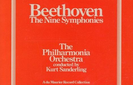 ザンデルリンク指揮フィルハーモニア管 ベートーヴェン第9番「合唱」(1981.1&2録音)を聴いて思ふ