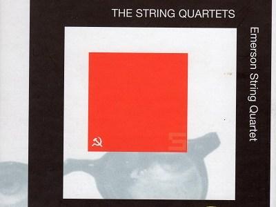 エマーソン弦楽四重奏団のショスタコーヴィチ第14番&第15番(1994録音)を聴いて思ふ