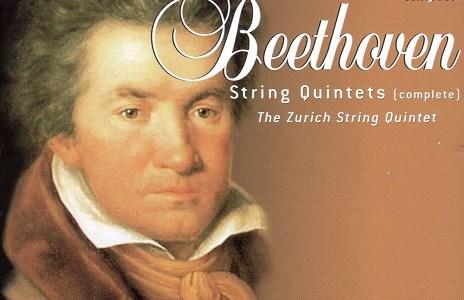 チューリヒ弦楽五重奏団のベートーヴェン五重奏曲全集(2004.11録音)を聴いて思ふ
