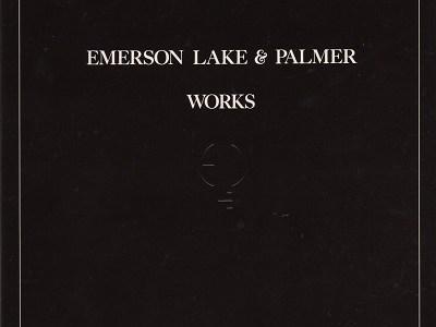 "Emerson, Lake & Palmer ""Works"" (1977)を聴いて思ふ"