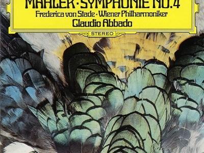 アバド指揮ウィーン・フィルのマーラー交響曲第4番(1977.5録音)を聴いて思ふ