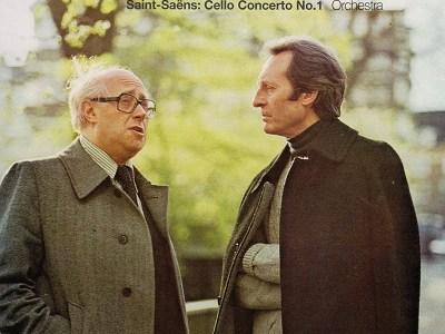 ロストロポーヴィチ&ジュリーニ指揮ロンドン・フィル ドヴォルザーク協奏曲(1977録音)を聴いて思ふ