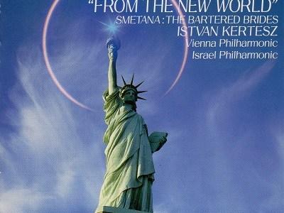 ケルテス指揮ウィーン・フィル ドヴォルザーク「新世界」(1960録音)ほかを聴いて思ふ