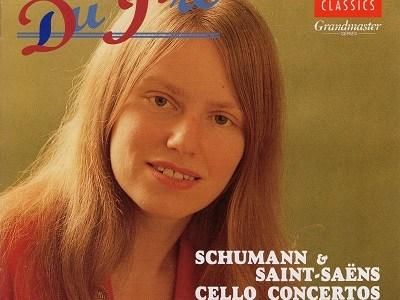 デュ・プレ バレンボイム指揮ニュー・フィルハーモニア管 サン=サーンス協奏曲第1番(1968.9録音)ほかを聴いて思ふ