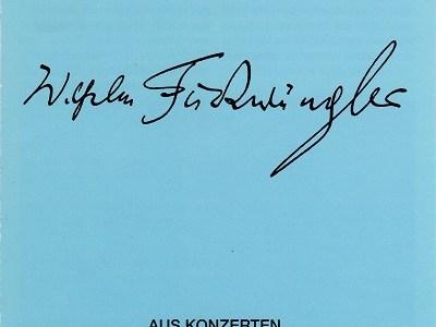 フルトヴェングラー指揮ウィーン・フィル プフィッツナー交響曲(1949.8.7Live)ほかを聴いて思ふ