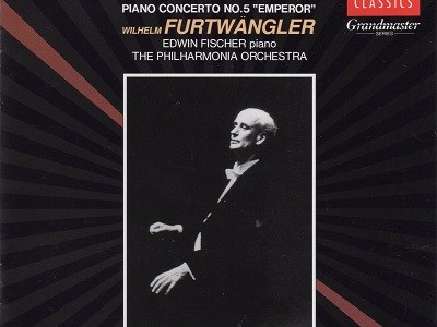 フィッシャー フルトヴェングラー指揮フィルハーモニア管 ベートーヴェン「皇帝」(1951.2録音)を聴いて思ふ