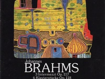 アファナシエフ ブラームス後期ピアノ作品集(1992.3録音)を聴いて思ふ
