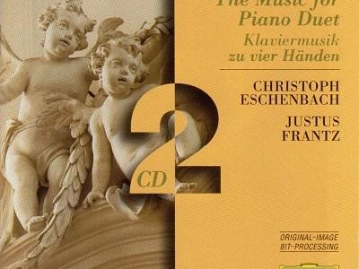 エッシェンバッハ&フランツ モーツァルト 自動オルガンのための幻想曲ヘ短調K.608(1973.4録音)ほかを聴いて思ふ