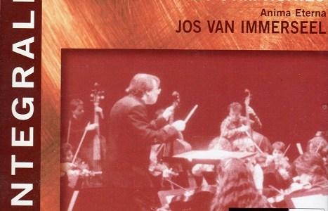 インマゼール指揮アニマ・エテルナ響 シューベルト 交響曲第9番「ザ・グレート」(1997.1録音)