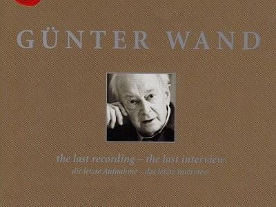 ヴァント指揮北ドイツ放送響 ザ・ラスト・レコーディング(2001.10.28-30Live)