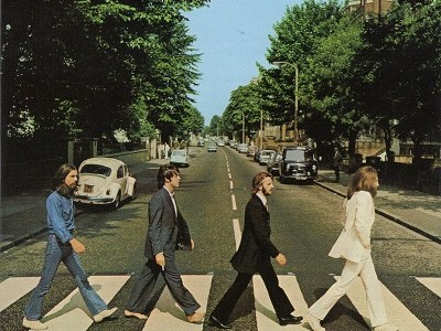 "The Beatles ""Abbey Road (Anniversary Edition)"" (2019)"