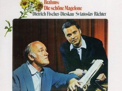 フィッシャー=ディースカウ リヒテル ブラームス 「美しきマゲローネ」作品33(1970.7録音)