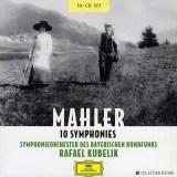クーベリック指揮バイエルン放送響 マーラー 交響曲第5番(1971.1録音)