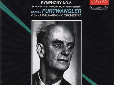 フルトヴェングラー指揮ウィーン・フィル ベートーヴェン 交響曲第5番(1954.2.28-3.1録音)ほか