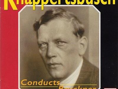 クナッパーツブッシュ指揮ベルリン・フィル ブルックナー 交響曲第8番(1951.1.8Live)ほか