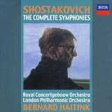 ハイティンク指揮ロンドン・フィル ショスタコーヴィチ 交響曲第10番(1977.1録音)ほか