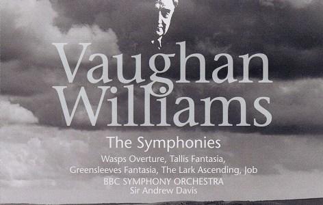 アンドリュー・デイヴィス指揮BBC響 ヴォーン=ウィリアムズ 交響曲第6番(1990.10録音)ほか