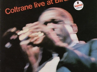 Coltrane live at Birdland (1964)