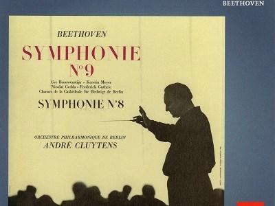 クリュイタンス指揮ベルリン・フィル ベートーヴェン 交響曲第9番「合唱」(1957.12録音)