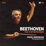 バレンボイム指揮シュターツカペレ・ベルリン ベートーヴェン 交響曲第2番ほか(1999.5-7録音)