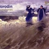 ロジェストヴェンスキー指揮ロイヤル・ストックホルム・フィル ボロディン 交響曲第2番ほか(1994録音)