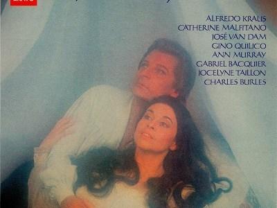 クラウス マルフィターノ プラッソン指揮トゥールーズ・カピトール管 グノー 歌劇「ロメオとジュリエット」(1983録音)