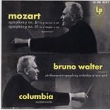 ワルター指揮ニューヨーク・フィル モーツァルト 交響曲第40番K.550(1953.2.23録音)ほか