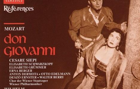 フルトヴェングラー指揮ウィーン・フィル モーツァルト 歌劇「ドン・ジョヴァンニ」K.527(1954.8.6Live)
