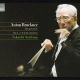 朝比奈隆指揮東響 ブルックナー 交響曲第7番(1980.9.26Live)