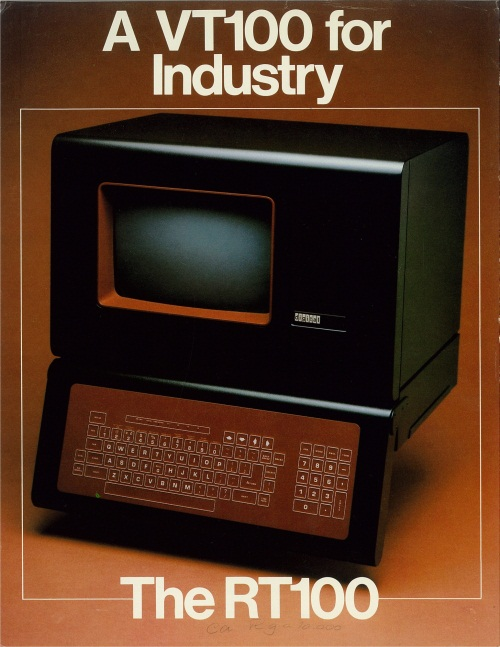A VT100 for Industry, The RT100