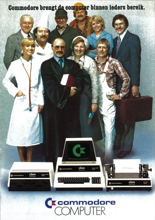 Commodore brengt de computer binnen ieders bereik