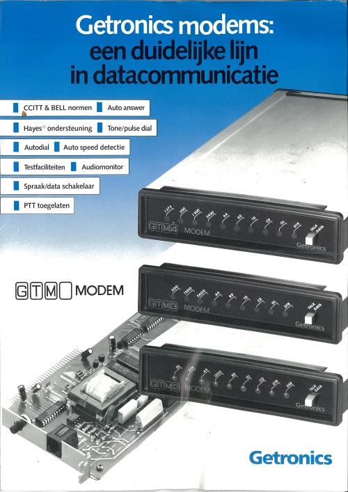 Getronics modems: een duidelijke lijn in datacommunicatie