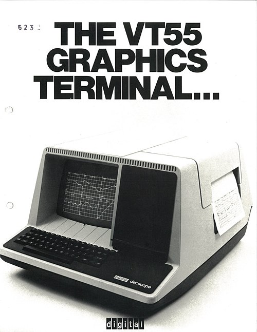 The VT55 Graphics Terminal