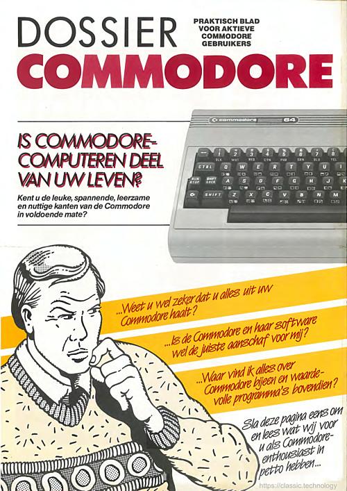 Dossier Commodore