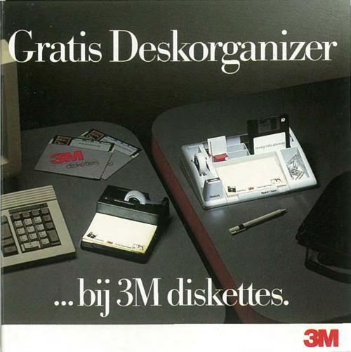 3M Gratis Deskorganizer