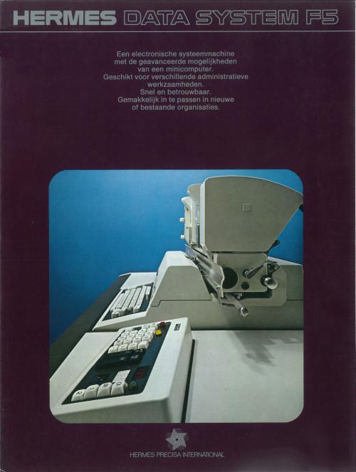 Hermes Data System F5