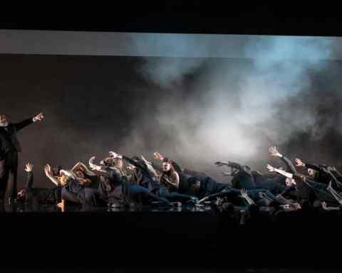 Les Boréades à l'opéra de Dijon