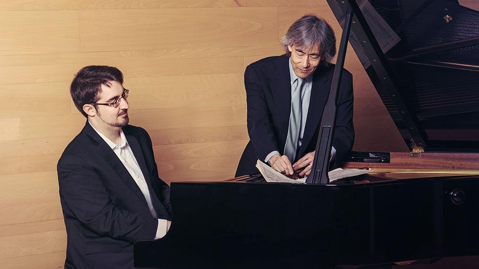 Charles Richard-Hamelin et Kent Nagano réunis dans un album Chopin
