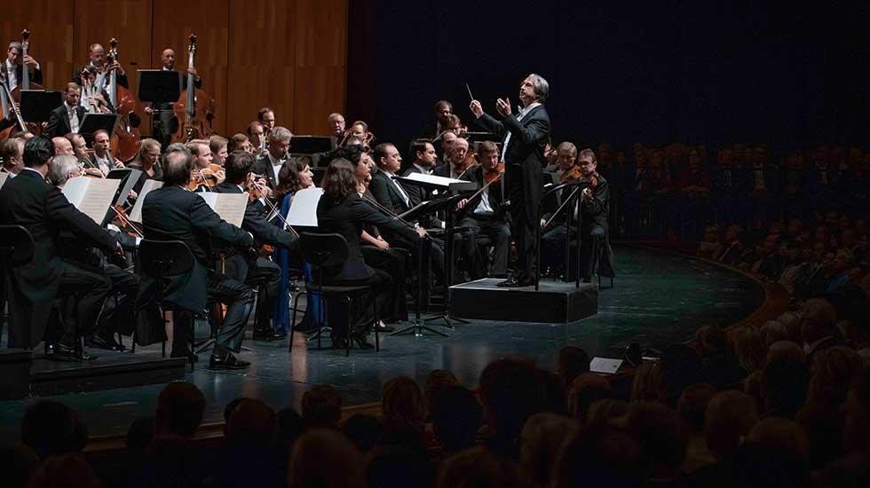 Riccardo Muti et les Wiener Philharmoniker à Salzbourg