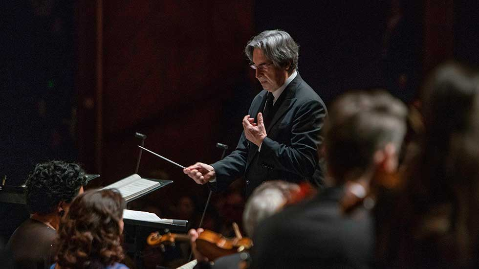 Riccardo Muti au Festival de Salzbourg