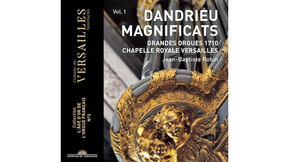 CD Dandrieu Magnificats, Jean-Baptiste Robin