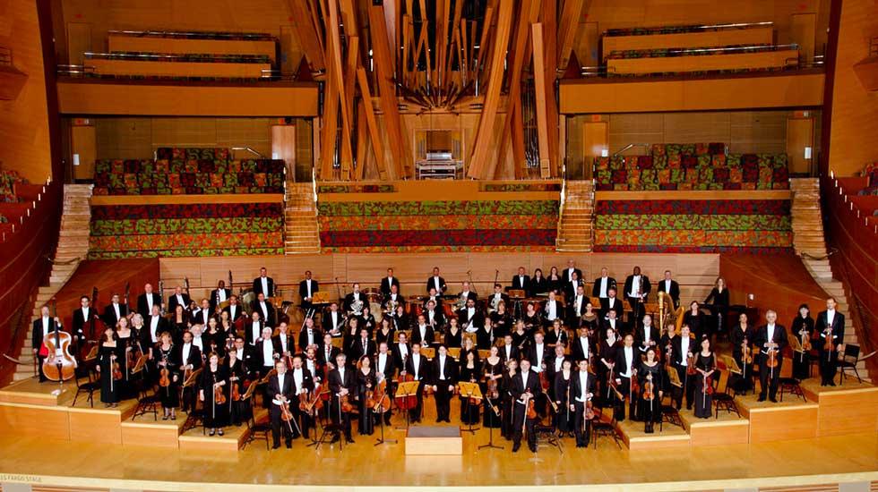 Le Los Angeles Philharmonic Orchestra (LA Phil)