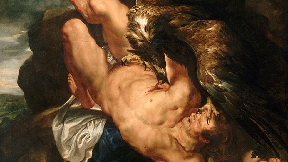 Prométhée supplicié - Pierre Paul Rubens - Frans Snyders